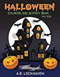 Halloween Coloring and Activity Book for Kids (Coloring and Activity Books)