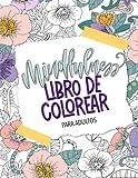 Mindfulness libro de colorear para adultos
