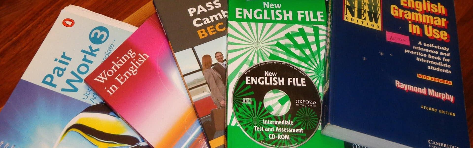 Libros para pintar en inglés